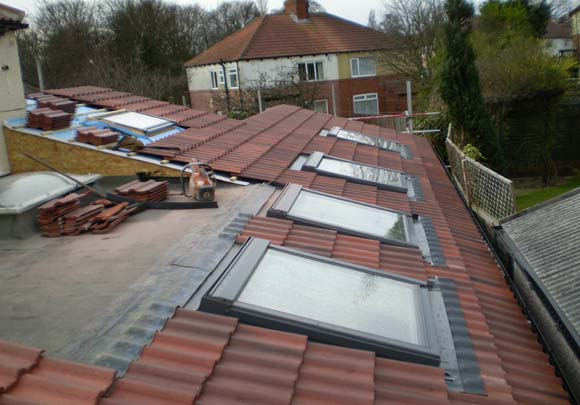 Leeds Roofers Traditional Roofing Portfolio Part 3